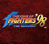 Portada oficial de The King of Fighters '98 CV para Wii