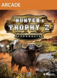Portada oficial de Hunter's Trophy 2 - Australia XBLA para Xbox 360