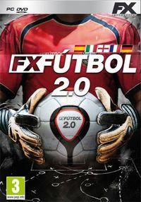 Portada oficial de FX Fútbol 2.0 para PC