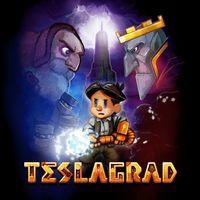 Portada oficial de Teslagrad PSN para PS3