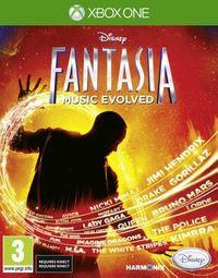 Portada oficial de Fantasia: Music Evolved para Xbox One