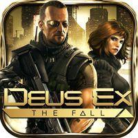Portada oficial de Deus Ex: The Fall para iPhone