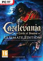 Portada oficial de Castlevania: Lords of Shadow Ultimate Edition para PC