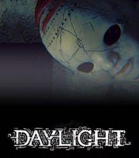 Portada oficial de Daylight  para PS4