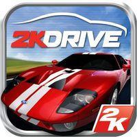 Portada oficial de 2K Drive para iPhone
