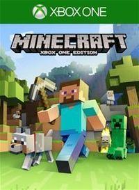 Portada oficial de Minecraft Xbox One Edition para Xbox One