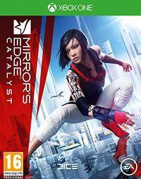 Portada oficial de Mirror's Edge Catalyst para Xbox One