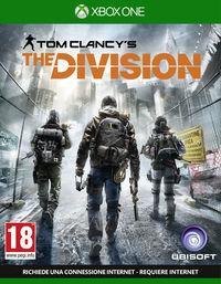 Portada oficial de Tom Clancy's The Division para Xbox One