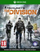 Portada oficial de Tom Clancy's The Division para Xbox One