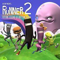 Portada oficial de Bit.Trip Presents Runner 2: Future Legend of Rhythm Alien PSN para PSVITA