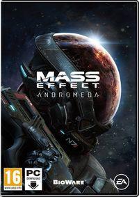 Portada oficial de Mass Effect: Andromeda para PC