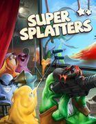 Portada oficial de Super Splatters  para PC