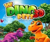 Portada oficial de 101 DinoPets 3D eShop para Nintendo 3DS