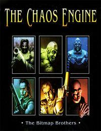 Portada oficial de The Chaos Engine para PC