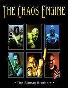 Portada oficial de The Chaos Engine para PC
