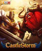 Portada oficial de Castlestorm para PC
