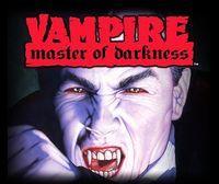 Portada oficial de Vampire: Master of Darkness CV para Nintendo 3DS