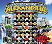 Portada oficial de Lost Treasures of Alexandria DSiW para NDS