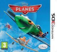 Portada oficial de Planes para Nintendo 3DS