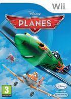 Portada oficial de Planes para Wii
