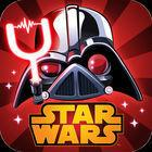 Portada oficial de Angry Birds Star Wars II para iPhone