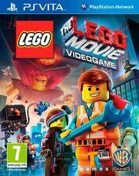 Portada oficial de The LEGO Movie Videogame para PSVITA