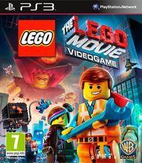 Portada oficial de The LEGO Movie Videogame para PS3