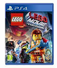 Portada oficial de The LEGO Movie Videogame para PS4