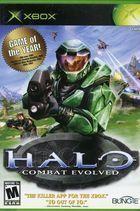 Portada oficial de Halo para Xbox