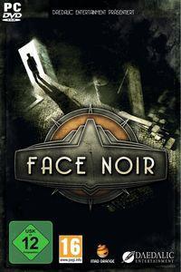 Portada oficial de Face Noir para PC
