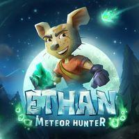 Portada oficial de Ethan: Meteor Hunter PSN para PS3