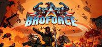 Portada oficial de Broforce para PC