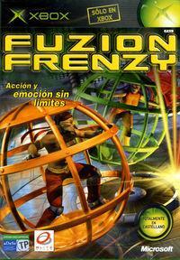 Portada oficial de Fuzion Frenzy para Xbox
