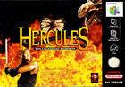Portada oficial de Hercules para Nintendo 64