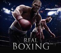 Portada oficial de Real Boxing PSN para PSVITA