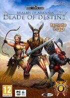 Portada oficial de Realms of Arkania: Blade of Destiny para PC