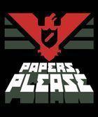 Portada oficial de Papers, Please para PC