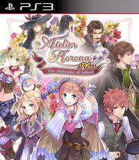 Portada oficial de Atelier Rorona Plus: The Alchemist of Arland para PS3