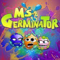 Portada oficial de Ms. Germinator PSN para PSVITA