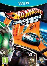 Portada oficial de Hot Wheels: El Mejor Piloto del Mundo para Wii U