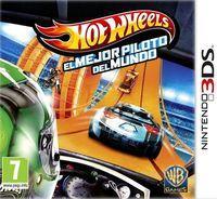 Portada oficial de Hot Wheels: El Mejor Piloto del Mundo para Nintendo 3DS