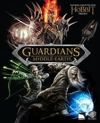 Portada oficial de Guardianes de la Tierra Media para PC