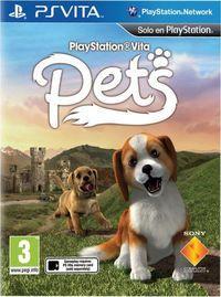 Portada oficial de PlayStation Vita Pets para PSVITA