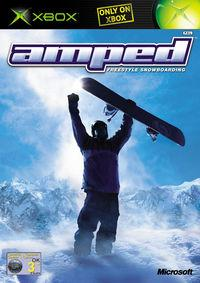 Portada oficial de Amped: FreeStyle Snowboarding para Xbox