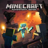 Portada oficial de Minecraft PlayStation 4 Edition para PS4