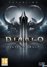 Portada oficial de Diablo III: Reaper of Souls para PC