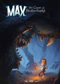 Portada oficial de Max: The Curse of Brotherhood para Xbox One