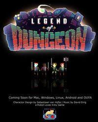 Portada oficial de Legend of Dungeon para PC