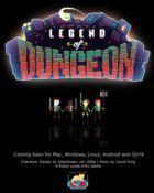 Portada oficial de Legend of Dungeon para PC