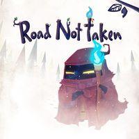 Portada oficial de Road Not Taken para PS4